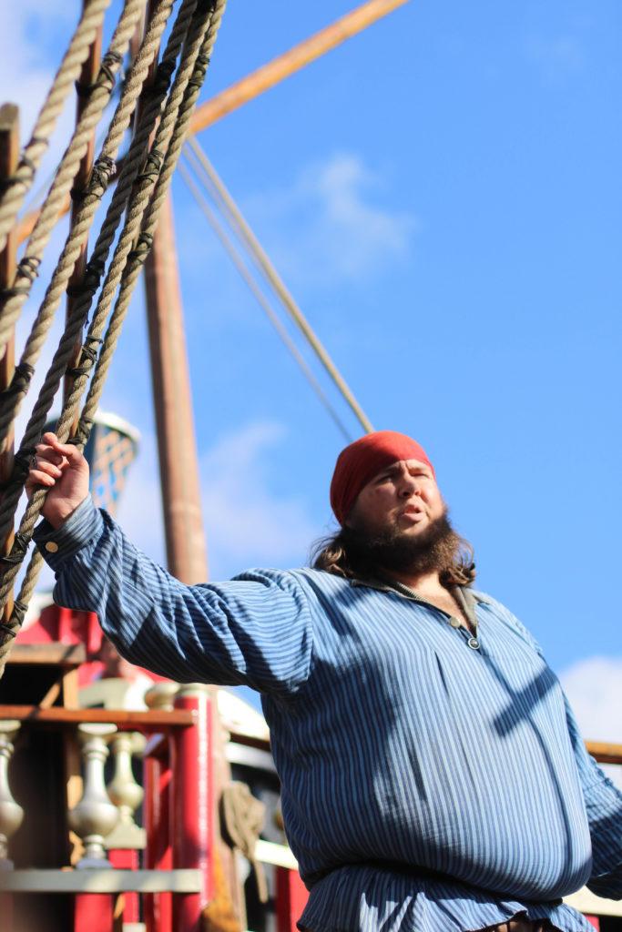 Pirat for en helg